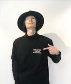 MILKFED. × Czecho No Republic コラボレーションTシャツ / ブラック