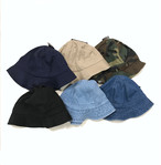"【新色&再入荷 】NEW HATTAN ""tennis HAT"""