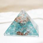 ピラミッド型アパタイトオルゴナイト