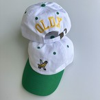 Banana cap White / Green
