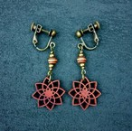 geometric earring EKL-WB-PD