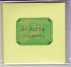 Be Happy!(緑)/山本佳世