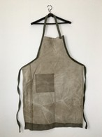 ヴィンテージのテント生地のエプロン|Vintage Tent Fabric Apron(PUEBCO)
