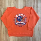 Champion Vintage DENVER BRONCOS Ragulan Sweat Crew