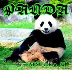 【残りわずか/CD】ABSU a.k.a. 富博 from BIG-RE-MAN - PANDA