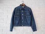 OLD A.P.C 2nd Type Denim Jacket Size:S 2002 アーペーセー  セカンド デニムジャケット