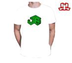 【JTB】NEW LOGO Tシャツ【ホワイト】【新作】イタリアンウェア【送料無料】《M&W》