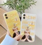 Rich boy iphone case