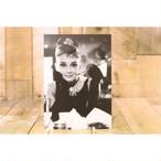 Audrey Hepburn メッセージカード/ポストカード 浜松雑貨屋 C0pernicus