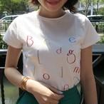 <受注>アルファベットTシャツ