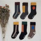 【予約】motif socks set