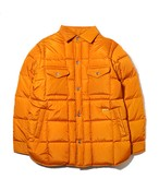 QUILTED DOWN SHIRTS JACKET