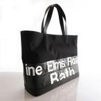 Tote Bag (L) / Black  TLB-0008