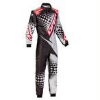 KK01725172  KS-2R Suit (Black/silver/red)