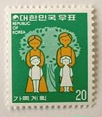 ファミリー・プランニング / 韓国 1977