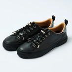 SLACK FOOTWEAR / CLUDE GL (BLACK/BLACK)
