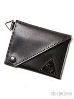 【SILLENT FROM ME】RICH -Card Case- BLACK/BLACK