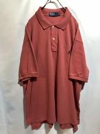 ラルフローレン【オーバーサイズ】ポロシャツ 古着 90年代 0304