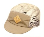 """velo spica international"" Pig Snout Camp Caps  col.khaki"
