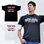 GUARD ガード ウォーターパトロール 綿100% ハイグレードTシャツ s-222 メンズ アウトドア レスキュー ライフセービング