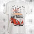 ワーゲンTシャツ ワーゲンバス JOURNEY [TST2JR01]