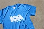 予約販売 10山 / テンマウンテン ヘザーブルーTシャツ