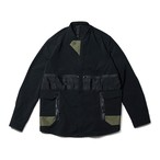 PUPIL TRAVEL 20SS スタンドカラーシャツジャケット
