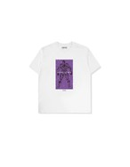 "XENO x BAKI Collaboration T-shirt ""HANAYAMA"" White"