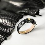 Craco Leather Bracelet クロコレザーブレスレット