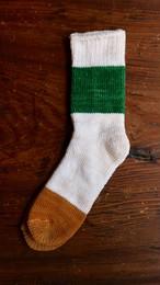 ASEEDONCLOUD/アシードンクラウド seasonal socks  / OFF WHITE ♯201001