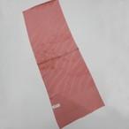 帯揚げ・ピンク小花柄
