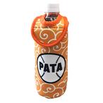 PATAペットボトルフォルダー(カラビナ付き)