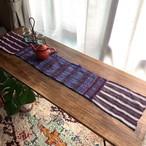 Vintage Hand Needle Table Liner _01(ヴィンテージ 刺繍 テーブルライナー/テーブルクロス/タペストリー)