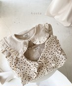 【予約販売】golden bian blouse〈Aosta〉