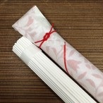 お線香「真白い線香」rantotsuki