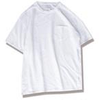 edit clothing Kanoko pocket tee(カノコポケットTシャツ/ホワイト)