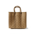 MERCADO BAG ROMBO - GLD(S)