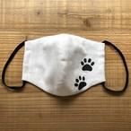 メンズBlack子ネコに踏まれるDisk1オリジナル立体マスク
