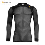 ACLIMA  WOOL NET  CrewNeck Mens