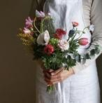 ご自宅用などに 季節のお花をお届けいたします:5月10日発送分