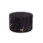 スツール / Black Marble 52×35cm (ブラックマーブル) / WOOUF! BARCELONA (ウーフバルセロナ)