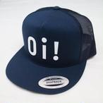 Oi! MESH CAP Navy