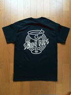 """""""DANCING IN THE NEON LIGHT"""" S/S T-Shirts BLACK"""