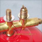 バーナーフレームワッシャー 200Aバルブアッシ―用 2枚1セット 1202B261R 新品非純正品