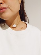 Baroque Pearl Mantel Necklace バロックパールネックレス