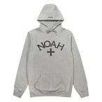 Noah x Barbour Logo Hoodie