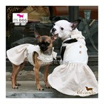 10。ITSDOG【正規輸入】犬 服 ワンピース 袖なし オーガニック 春 夏物