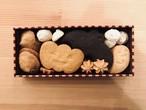ハロウィンクッキー【板チョコ缶ホワイト】