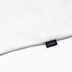 「PCC」ボックス Tシャツ ホワイト