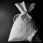 ブティのキット 巾着ポーチ <花瓶の花>